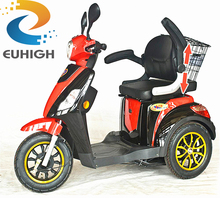 2018 direct supply manufacturer in china electric passenger tricycle three wheel scooter