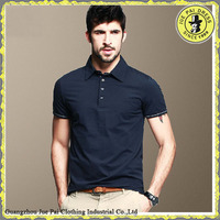 High quality OEM wholesale china Polo shirt Men with embroidered LOGO 2015