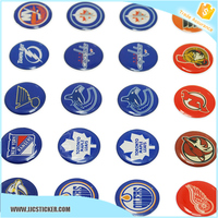 Get 100USD coupon high quality 1.2-1.5mm water proof epoxy sticker