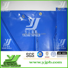 18 oz Heavy Duty 100% Waterproof PVC Reinforced Tarpaulin