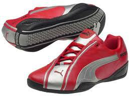Motorbike leather shoes tri-227
