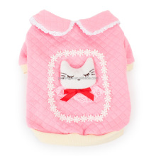 Promotion Pet Clothes S M X XL High Quality Cartoon Pattern Japanese Style