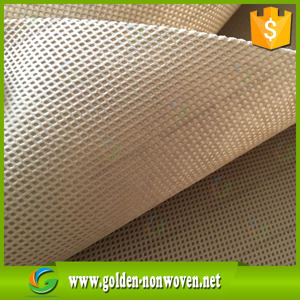 Nonwoven fabric,Spun-Bonded Technics and Hospital Use Spunbond + Meltblown + spunbond nonwoven fabric, 100% pp spunbond nonwoven