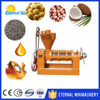 small cold press oil machine flax seed oil making machine
