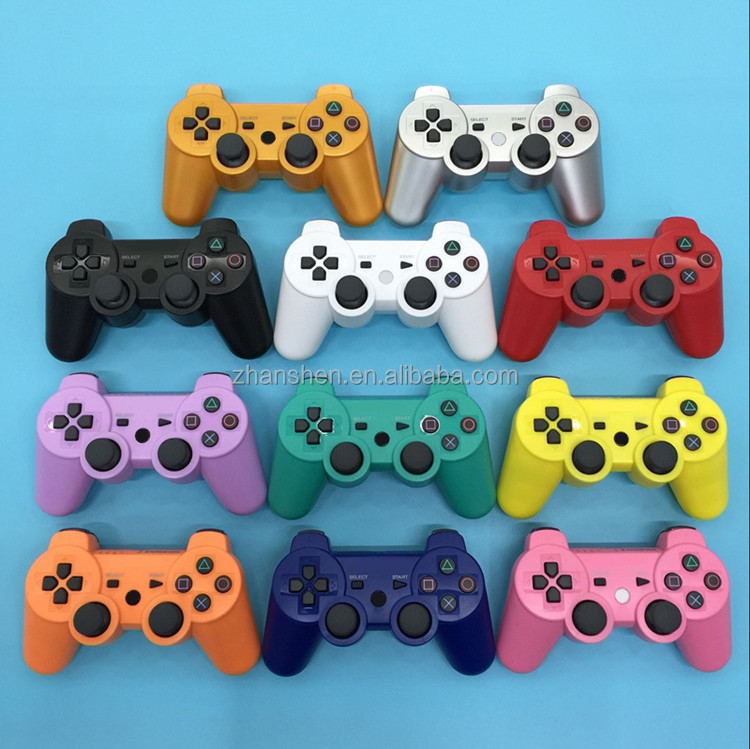 Wireless Bluetooth Game Controller SixAxis Joystick Gamepad for Playstation3 PS3 Console