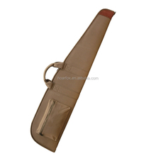 Deluxe Cotton Canvas Scoped Rifle Case