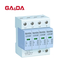 60KA 280V MT series SPD ethernet light switch surge protection device lightning arrester