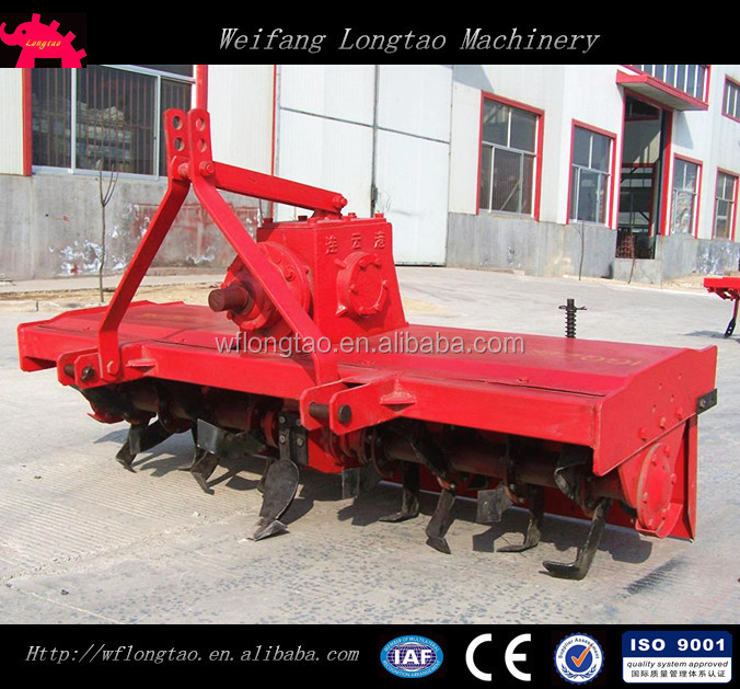 Farm Tractor Cultivator Blade PTO Mini Rotary Tiller/3 point tillers for sale