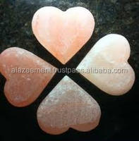 Himalayan Salt Heart Massage /Cleansing Stone.