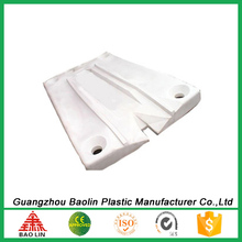 Good quality PE Plastic jet ski dock easy float pontoon white colour no rollers for sale