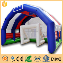 2015 Cheap New Design Inflatable Soccer Kick inflatable Baseball Cage