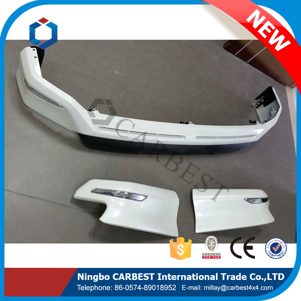 High Quality New Body Kit For Toyota Prado FJ150 2016 Without Lamp