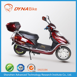 China high power two wheels electric adults motor bike with brushless motor from DYNABike factory(China)