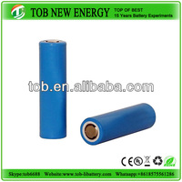 18650 Cylindrical Lithium ion battery 3.7v li ion Batteries 1400mah