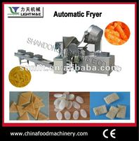 automatic food frying machine
