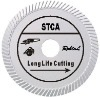 Slant Turbo Diamond Blade for Long Life Cutting Hard and Dense Material-Lucy song