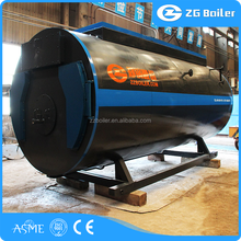 Best design system ramsons garment steam boiler