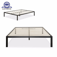 Wholesale Easy assembly wooden furniture double bed/wooden slats frame