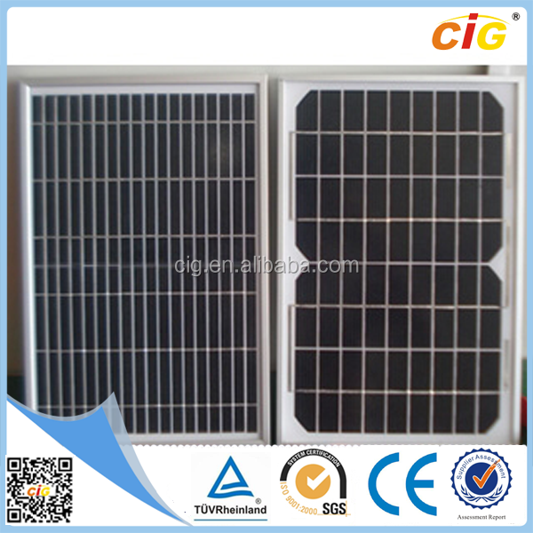 Popular Selling Well 10W Folding Small Size Solar Panel