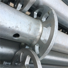 Hot Dip Galvanized Ringlock Scaffolding System/upright all-round scaffolding system