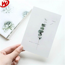 Yi Wu Craft Supplier Wholesale Custom High Quality Printing Gift Souvenir Postcard