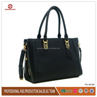 Wholesale Fashion Pu Leather Handbag Lady