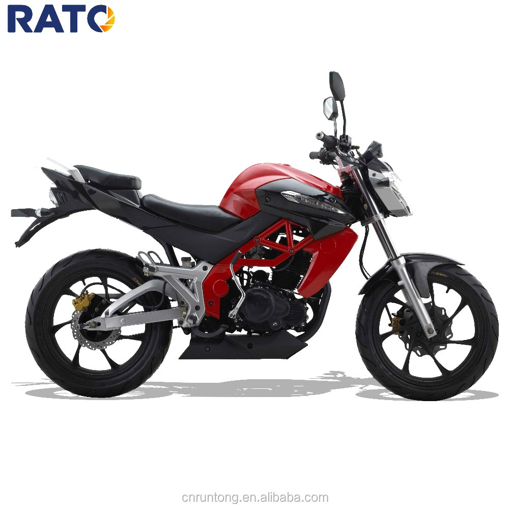 China hot sale street legal motorcycle 200cc