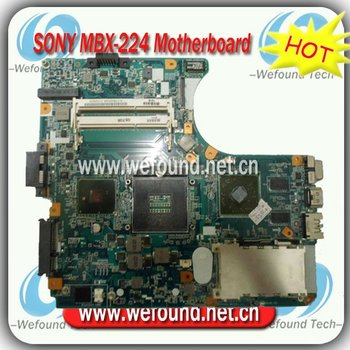 MBX-224 256M ,Laptop Motherboard for Sony VPC EA EB Series ,Mainboard,System Board