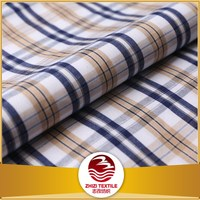 2016 Campus style 55% Polyester 45% Cotton 45*45 110*76 150cm Wholesale Polyester Cotton Men's Shirting Fabric