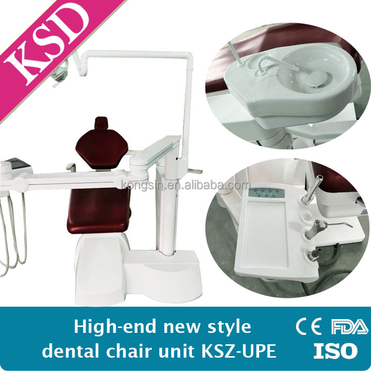 Top mounted dental osaka chair foshan for dental lab for sale with CE approved