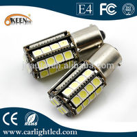 High Lumen 5050 SMD 36 led Amber Red White Blue Car Reversing Braking Turning Light