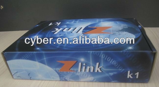 Zlink K1 FREE IKS DONGLE for south america in stock