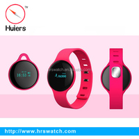 Personal mold!Bluetooth smart bracelet watch above IOS 6 Android4.0 smart phone covers APP down load control by Smartphone