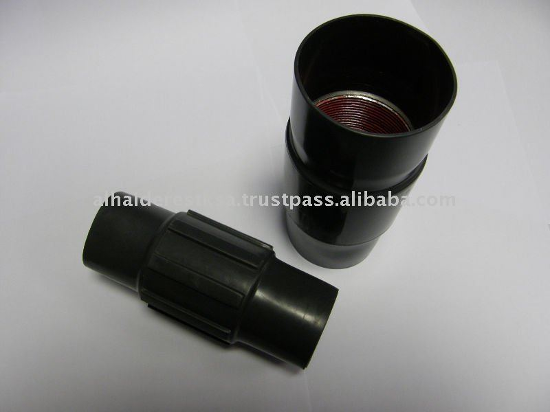 "PVC Coated Rigid Coupling 1/2"" to 6"""
