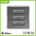 ACTOP touch light switch hotel use