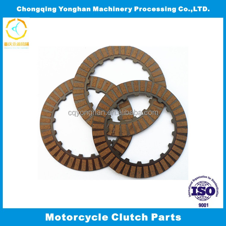 zongshen 110cc manual motorcycle paper base clutch plate