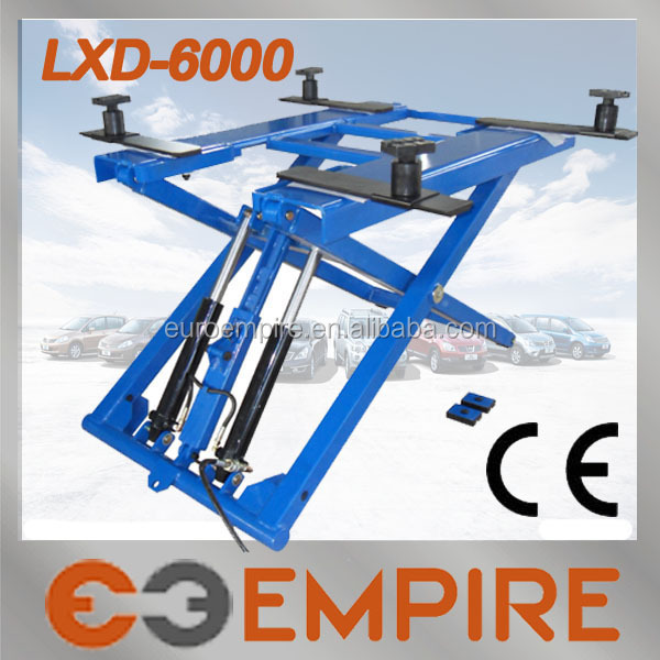 Wise selection alibaba CE approved car lift/hydraulic wheelchair lifts/scissor jack hoists car lifts