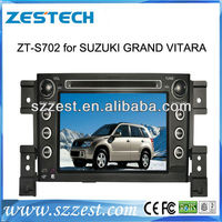 ZESTECH central multimedia Car touch screen car dvd gps GRAND vitara for suzuki