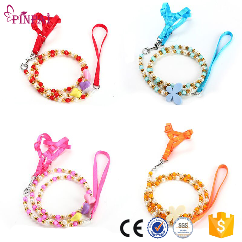 PinPai brand wholesale professional coloful private label training parts pet accessories dog leash