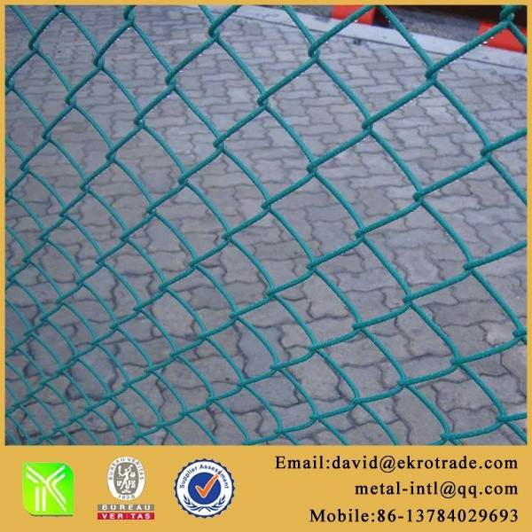 Chain link fence/ Hot Dipped Galvanzied Wire Netting
