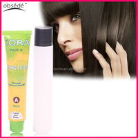New design for human hair dye cram hair color cream