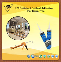 UV Resistant Sealant Adhesive For Mirror Tile