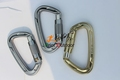 New Arrival climbing carabiner Light Weight rock climbing gear In Stock