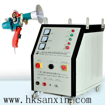 SX-400 amp High-speed Electric Arc Spraying Machine,Arc spray machine