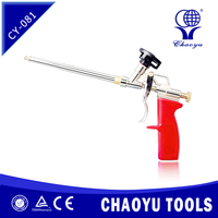 Building Construction Tools And Equipment For Construction/Most Popular Foam Gun Coated Teflon CY-081