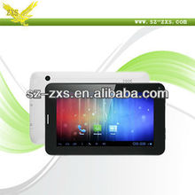 Shenzhen Zhixingsheng 7 inch tablet pc phone tv wifi A13-747