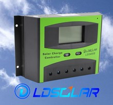 Wuhan 50A solar charge controller from LDSOLAR
