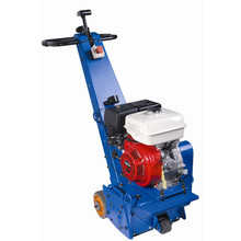 Hand push concrete road scarifier for sale