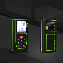 laser distance meter high frequency lcd screen laser range finder display