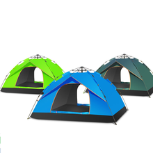 2018 Factory hot sale automatic tents camping outdoor